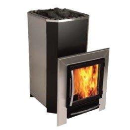 Polar Wood Burning Sauna Stove - 28 SL External Feed