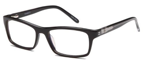 Mens Wayfarer Prescription EyeGlasses Frames RXABLE 53-17-140-34 in - Frames Men Glasses Online For