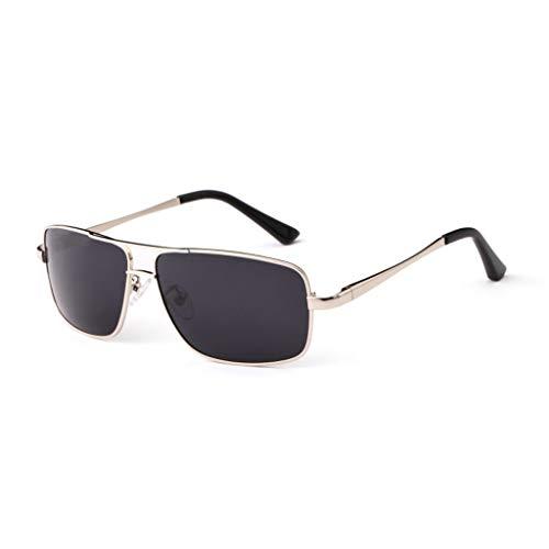 4166c51be Gafas de sol Aviador Vogue UV Running- Nuevos Hombres Deportes polarizados  conducción Marea Hombre C