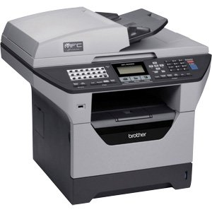 Brother MFC-8690DW Laser Multi-Function Center, Office Central