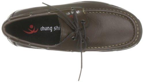 Chung Chung Confort Unisexe Dentelle Brown Décontractée Mocassin Jusqu'à Étape Unisexe XqF5BdwX