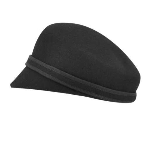 Betmar Infinity Cap Black 1Sfm