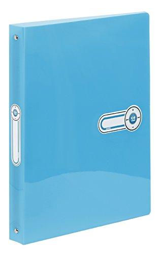 Viquel Ice Blue Class Back classeur-cahier A4Polypropylene 35mm