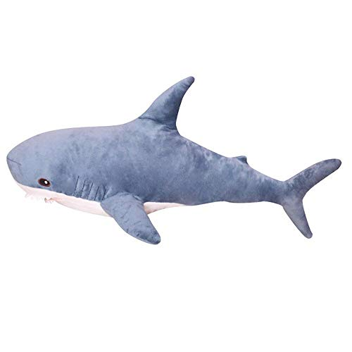 Three Pea Shooter Costumes - TRAFSK Loveccd Shark Plush Toy 80Cm