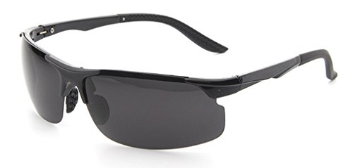 WODISON Ultralight Mens Cycling Driving Sports Polarized Sunglasses Eyeglasses