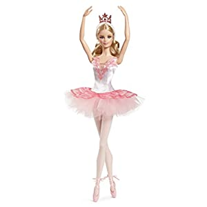 Barbie Collector 2016 Ballet Wishes Doll - 31 2BzKdCf2RL - Barbie Collector 2016 Ballet Wishes Doll