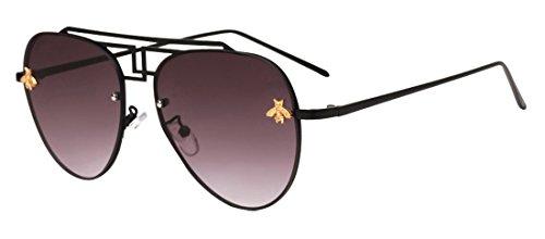 Gafas de ultravioleta Fashion HD Aviator Gafas Color4 Polaroid sol sol anti Eyewear Unisex de Tide JYR nwpH8RSqp