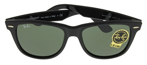 rb2140 901 50 22 3n  RB2140 901 Wayfarer - Black by Ray Ban for Unisex - 50-22-150 mm ...