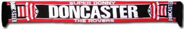 Doncaster Rovers Scarf - Shops Doncaster