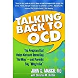 img - for Talking Back to OCD 1st (first) edition book / textbook / text book
