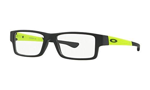 Oakley - Airdrop XS - Satin Black with Retina Burn Frame Only (Oakley Ersatzgläser Fives 3.0)
