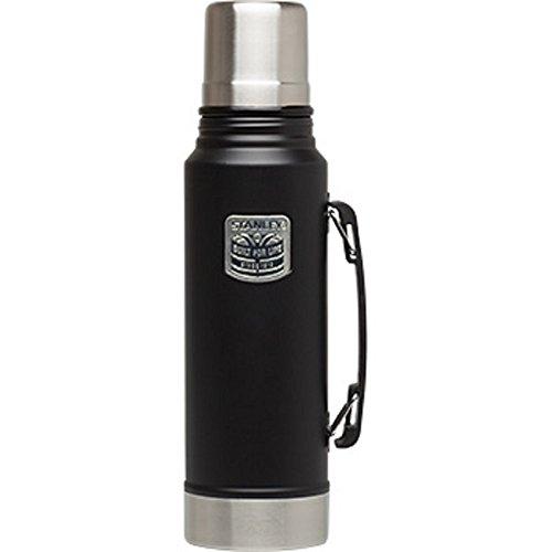 1.1 Quart Bottle (Stanley 1.1 Quart Vacuum Bottle - Special Edition - Matte, Black)