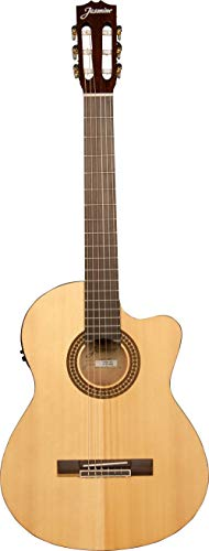 Jasmine JC25CE-NAT J-Series Classical Guitar, -