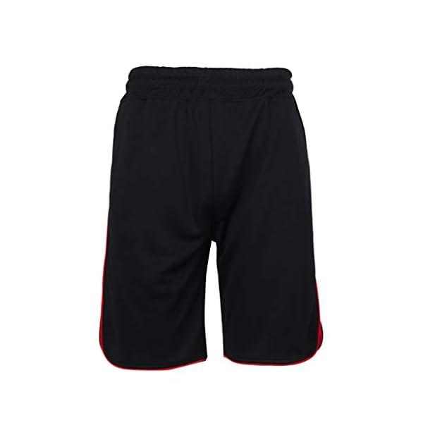 Pantaloni Corti Bermuda Cargo Pantaloncini Uomo Cotone Lavoro Pantaloni Elastico Uomini Estive Casual Pantaloncino… 3 spesavip
