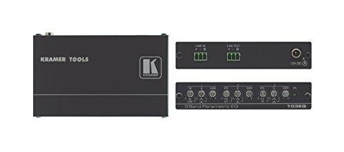 Kramer 103EQ 3–Band Parametric Equalizer by Kramer