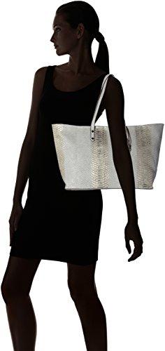 Bag Women's 020 LYDC LYDC Silver Shoulder Silver Women's Lexy Lexy cFTwq6HAW