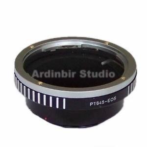 (Ardinbir Pro Adapter Ring for Pentax 645 PT645 lens on CANON EOS Cameras: 400D 450D 350D 40D 5D 10D 1Ds etc)