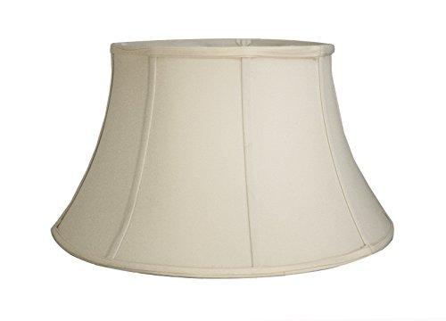 Heem & Co Round Flare Bottom Lamp Shade, 12x17x11, Cream by Heem & Co