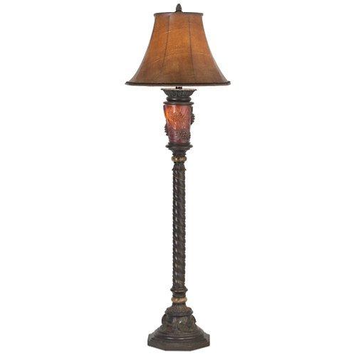 Pacific Coast Lighting Pine Cone Glow Floor Lamp ()