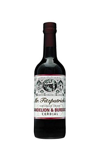 Mr Fitzpatrick's - Dandelion & Burdock Cordial - 500ml (Case of 12)