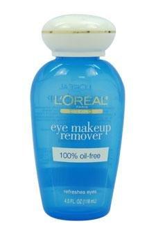 L'Oreal Paris Eye Makeup Remover, 4.0 Fluid Ounce