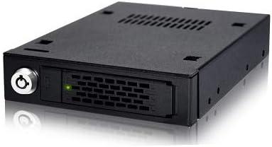 ADVANTECH 96RACK-3-SS-CR-B CREMAX M-Rack 3.5 SAS//SATA Black G