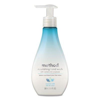 - Nourishing Hand Wash, Coconut Milk, 9 1/2 Oz Bottle, 6/carton