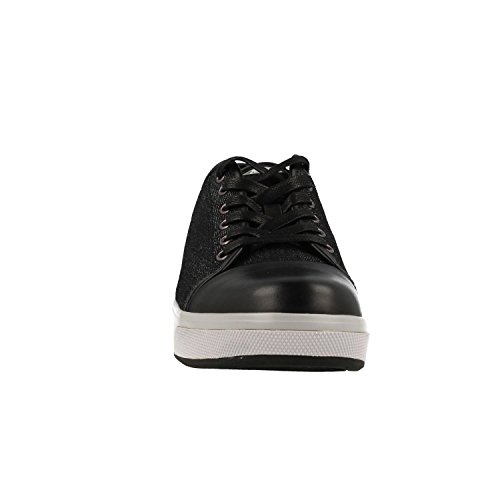 MBT Damen Jambo 7 W Sneaker Schwarz (Black Canvas)