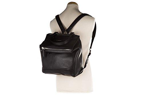 Givenchy sac à dos femme en cuir pandora noir
