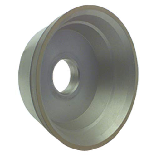 (?5?×1-3/4?×1-1/4?-1/8? Abrasive Depth-150 Grit - Type 11V9 Flaring Cup Diamond Wheel)