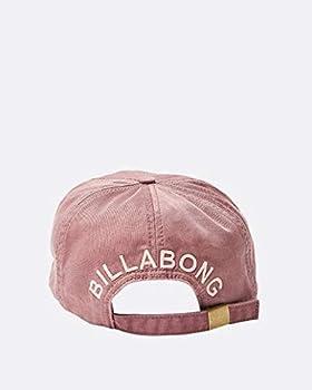 BILLABONG Mujer JAHTJSUR Gorra de Surf Club. Sombrero - Rojo ...