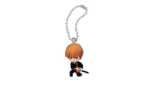 Part 01 Takasugi Shinsuke Figure Keychain Gintama Swing Tsuiten No Kaaaa