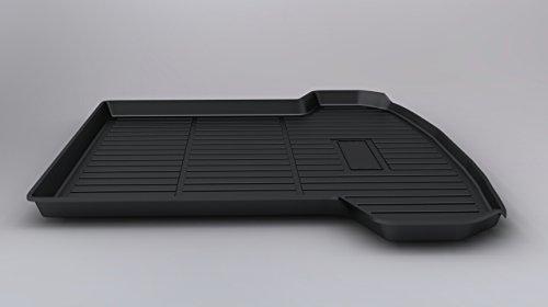 Vesul Rubber Rear Trunk Cargo Liner Tray Floor Mat Cover