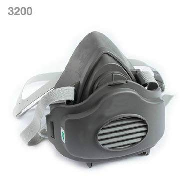 Gas Respirator Pm2 3200 Mask Filter 5 Dust Generic N95 Protection