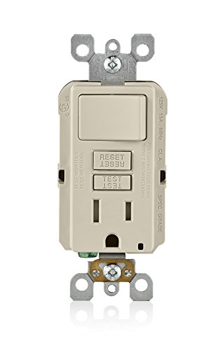 Leviton GFSW1 T SmartlockPro Tamper Resistant Feed Through