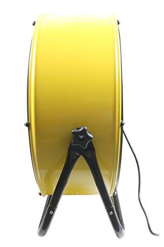 MaxxAir 24-Inch Velocity Speed Yellow
