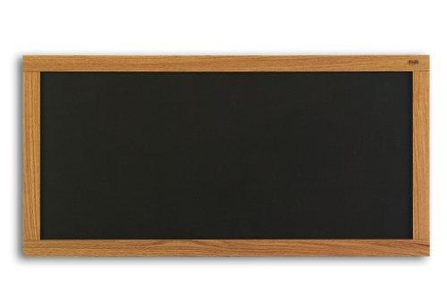 - Marsh Plas-Cork 24X36 Forbo 2187 Bulletin Board, Oak Wood Trim
