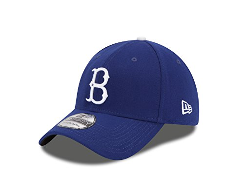 New Era Men's Brooklyn Dodgers, Royal, Medium/Large