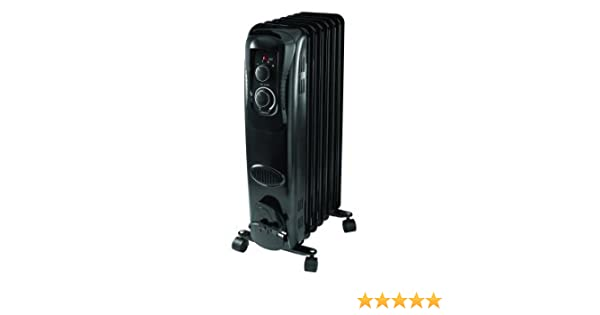 Mainstay Oil Filled, Electric Radiant Heater