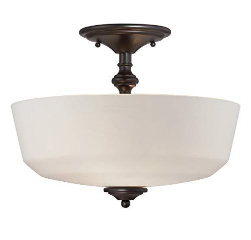 Savoy House 6-6835-2-13 Two Light Semi-Flush