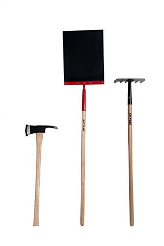 Firefighter Hand Tools 3 Pieces Include 3.5LB Firefighter...