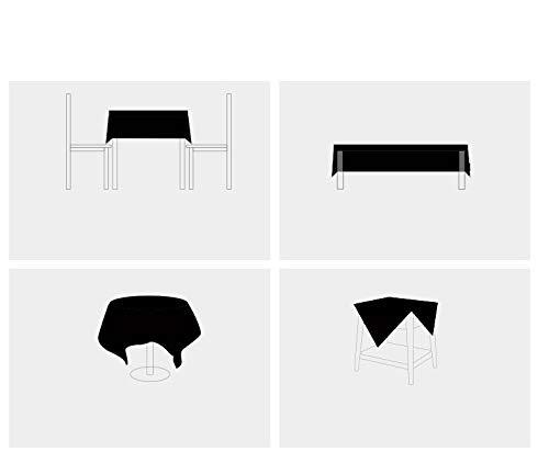 Lanqinglv Quaste Tischdecke 140x220 Beige Kariert Baumwolle und und und Leinen Tischtuch Rechteck Couchtisch Tischdecke Gartentischdecke Abwaschbar Küchentischabdeckung für Speisetisch (140x220,Beige) B07MJKKFGB Tischdecken b774ed