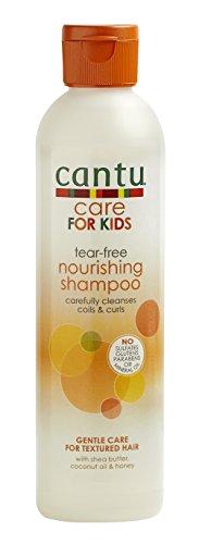 Cantu Care for Kids Tear-Free Nourishing Shampoo, 8 Fluid Ounce – Child Care Review