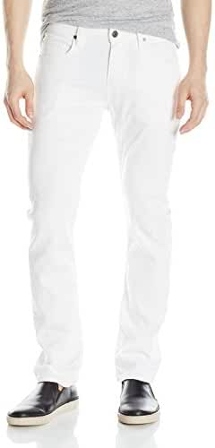 PAIGE Men's Federal Slim-Fit White Jean