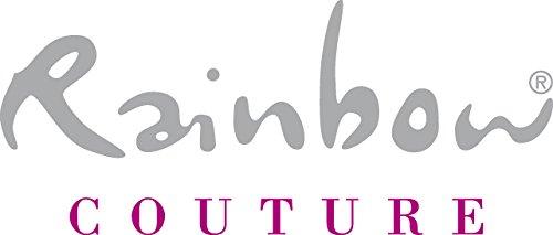 Rainbow Couture Brautschuhe Felicity Pumps Satin Ivory mit Gold Stickere Stickere Stickere 38 91455f
