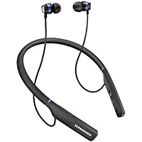 Sennheiser CX 7.00BT Wireless In-Ear Headphone, Bluetooth 4.1 with Qualcomm Apt-X, NFC one touch pairing, 10 hour battery life, 1.5 hour fast USB charging, multi-connection to 2 devices