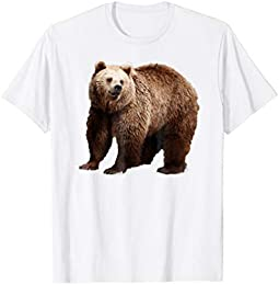 Grizzly Bear  t shirt