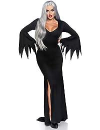 Women's Floor Length Gothic Dress Costume