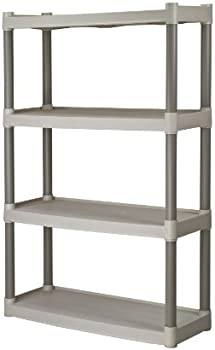 Plano 907 4-Shelf Storage Unit