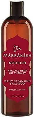 Marrakesh Original Shampoo with Hemp and Argan Oils, 25 Ounce by MARRAKESH